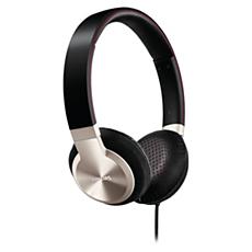 SHL9700/10 -    Hörlurar med huvudband