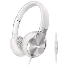 SHL9705WT/00  Headband Headset
