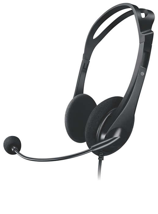 立體聲電腦耳筒