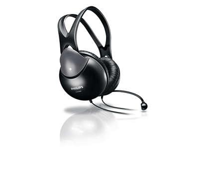 Auriculares estéreo para PC