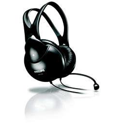 Ακουστικά υπολογιστή