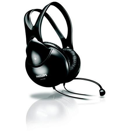 Haut-parleurs et casques d'écoute