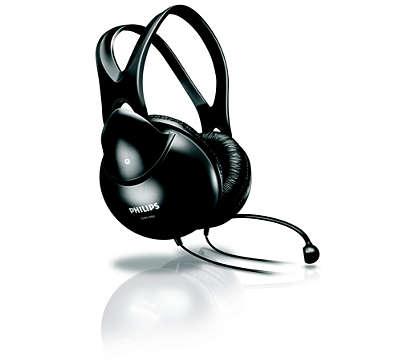 Четкая передача звука, легкая конструкция