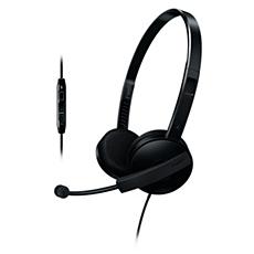 SHM3560/10 -    Audífonos para PC