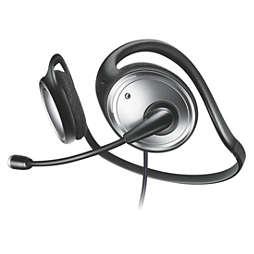 Zestaw słuchawkowy do komputera PC