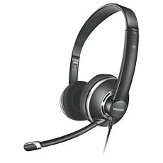 SHM7410U/10  Headset för datorn