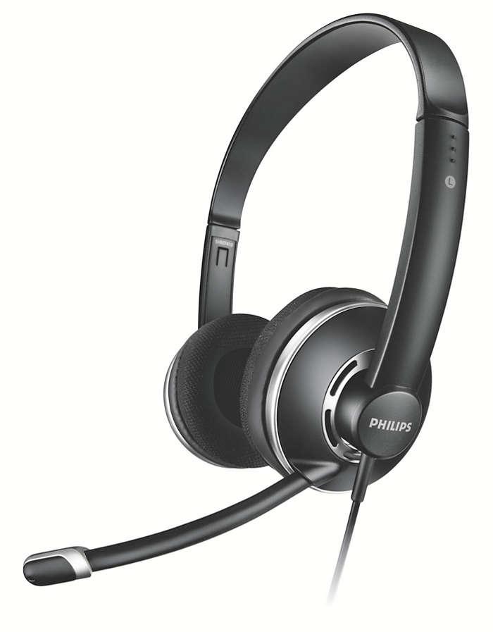 Audífonos para PC estéreo