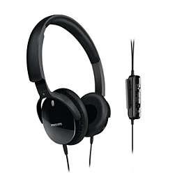 Auriculares con reducción de ruido