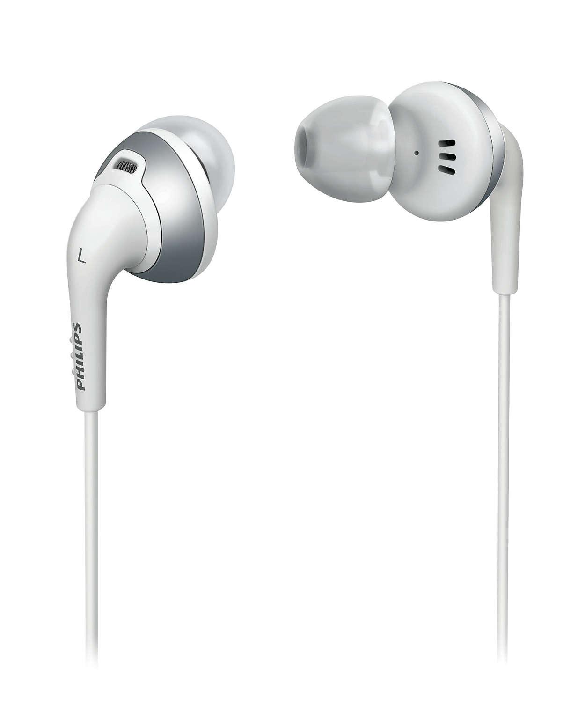 noise cancelling in ear headphones shn6000 10 philips. Black Bedroom Furniture Sets. Home Design Ideas