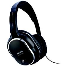 SHN9500/00  Hodetelefoner med hodebøyle med støyundertrykking