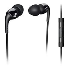 SHO1105BK/10 -    Наушники-вкладыши с микрофоном