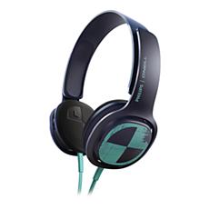 SHO3300ESCAP/00 O'Neill Hodetelefoner med hodebånd