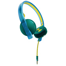 SHO4200BG/10 -  O'Neill  THE BEND headband headphones