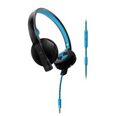 SHO4205BB/10 O'Neill The BEND headband headset