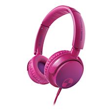 SHO4300PK/00 O'Neill Headband headphones
