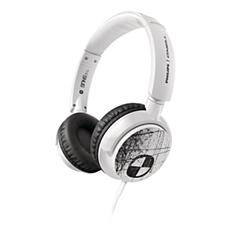 SHO4300WT/00 -  O'Neill  Słuchawki z pałąkiem na głowę