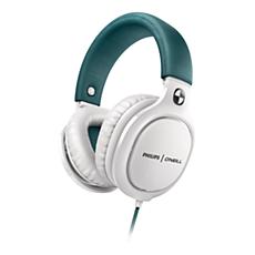 SHO5300WT/00 O'Neill Kopfhörer mit Bügel