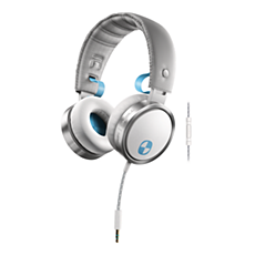 SHO7205WT/10 O'Neill THE CONSTRUCT headband headphones