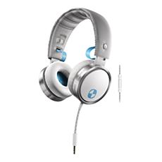 SHO7205WT/10 O'Neill THE CONSTRUCT headband headphones