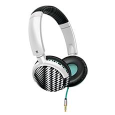 SHO8800/10 -  O'Neill  THE SNUG headband headphones
