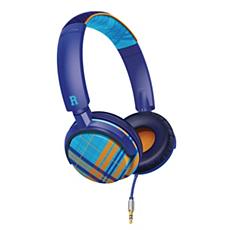 SHO8802/10 O'Neill THE SNUG headband headphones