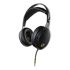 SHO9560BK/28 O'Neill Audífonos con banda de sujeción flexible