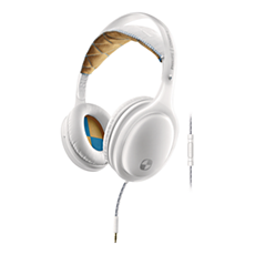 SHO9565WT/10 -  O'Neill  THE STRETCH headband headphone with mic