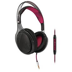 SHO9567BK/28 O'Neill THE STRETCH headband headphone with mic