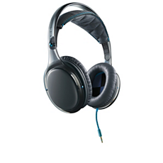 SHO9567GB/28 O'Neill THE STRETCH headband headphone with mic