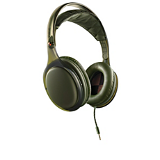 SHO9567GN/28 O'Neill THE STRETCH headband headphone with mic