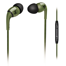 SHO9577GN/10 O'Neill THE SPECKED in ear headset