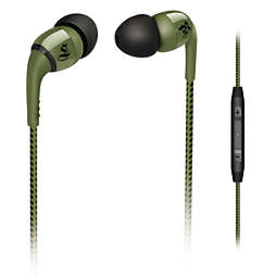 O'Neill THE SPECKED in ear headset