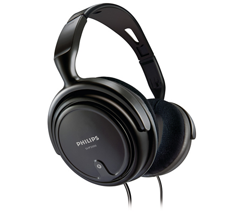 Casques Audio Filaires Shp200010 Philips