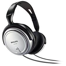 SHP2500/10  Audífonos de TV para inter. con cable