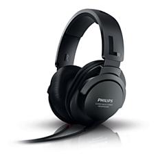 SHP2600/00  Over ear headphones