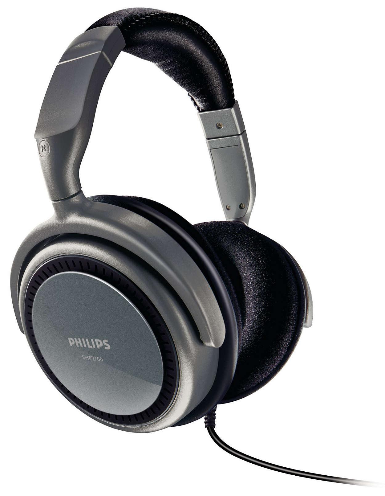 Leistungsstarker Sound, optimaler Komfort