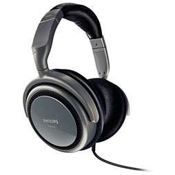 Headphone Stereo