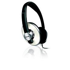SHP5401/00 -    Stereo Headphones