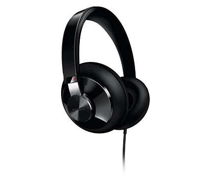 Áudio de alta resolução e conforto superior