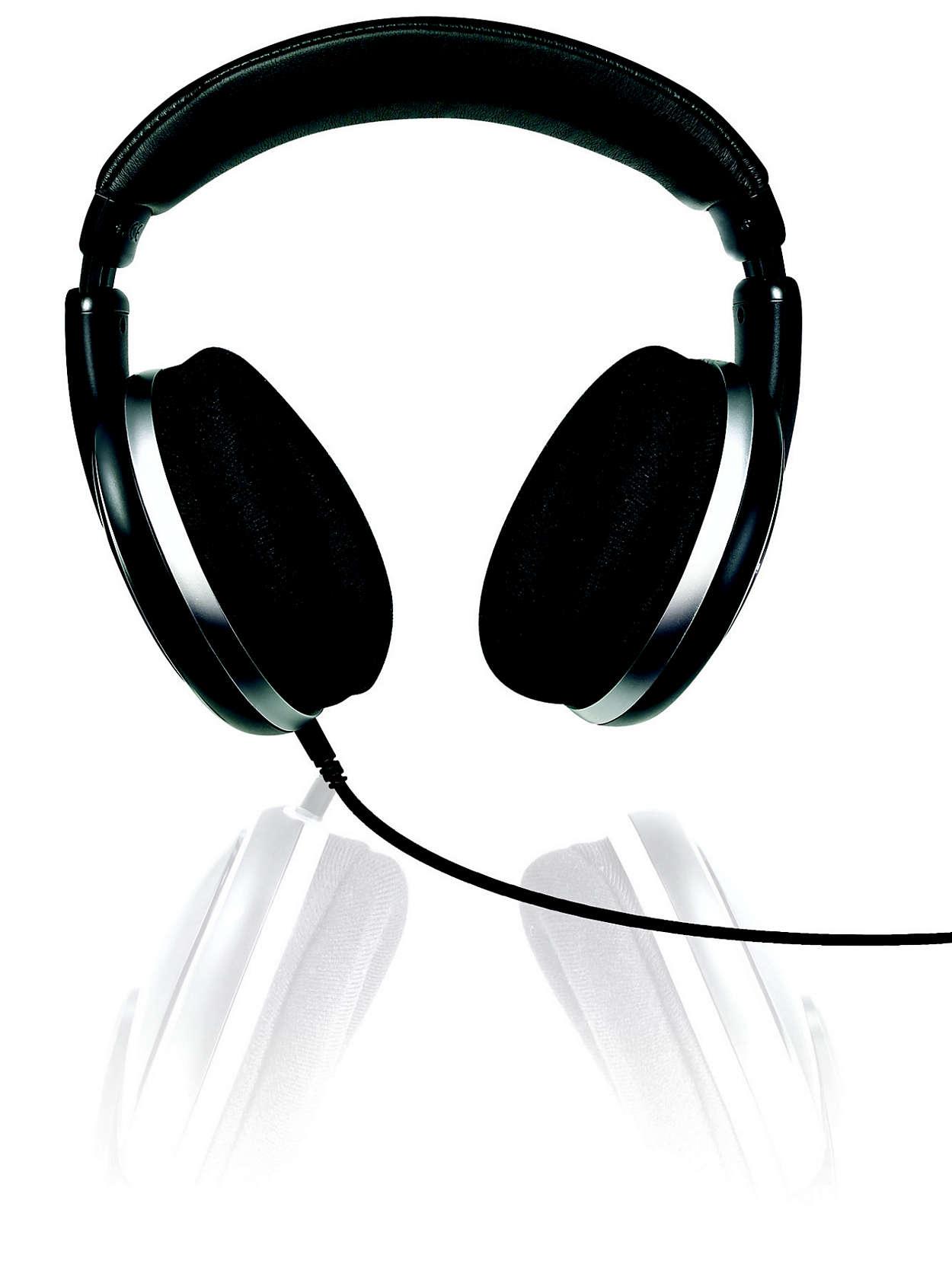 Dynamic hi-fi sound performance