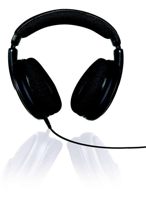 Kiemelkedően tiszta hangzás