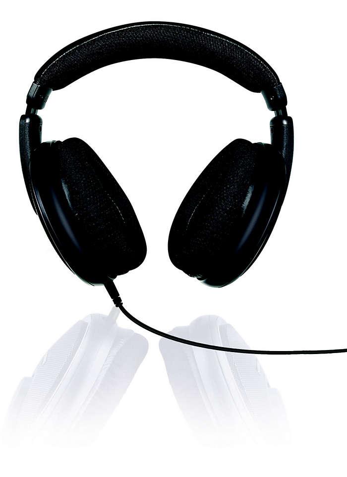 Överlägsen klarhet i ljudet