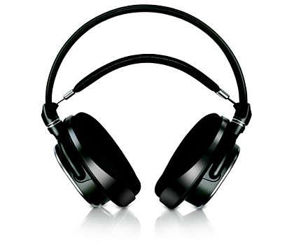 Czysty dźwięk wysokiej jakości
