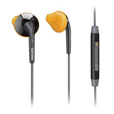 SHQ1000GY/28 ActionFit Sports in ear headphones