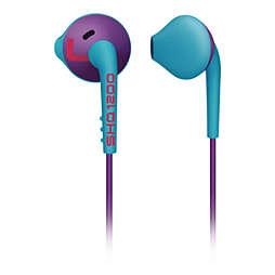 ActionFit Headphone olahraga in-ear