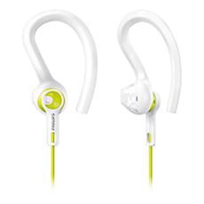 SHQ1400LF/00 ActionFit Fones de ouvido esportivos