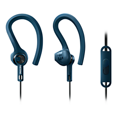 SHQ1405BL/00 ActionFit Sports headphones with mic