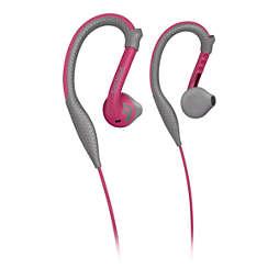 ActionFit Écouteurs intra-auriculaires sport