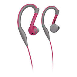 ActionFit Sports in ear headphones