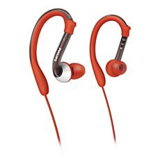 SHQ3000/28 ActionFit Earhook Headphones
